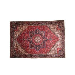 """Vintage Mehrivan Carpet - 10'11"""" X 16' For Sale"""