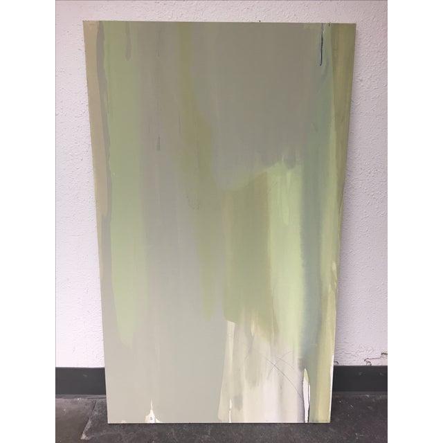 """Adagio"" Painting by Isabel Wyatt - Image 2 of 9"