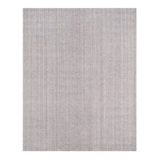 Erin Gates by Momeni Ledgebrook Washington Brown Hand Woven Area Rug - 8′9″ × 11′9″ For Sale