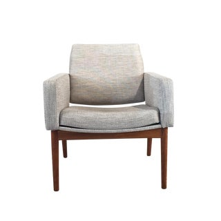 Vintage Danish Accent Chair For Sale
