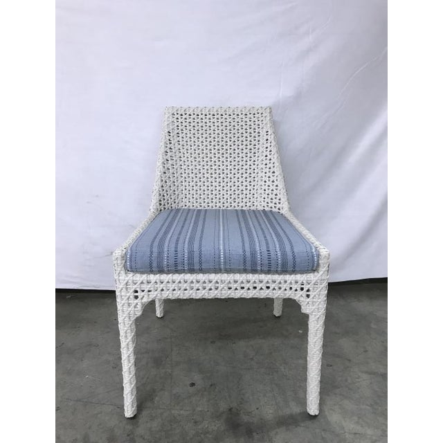 Century Furniture Century Furniture Tangier Dining Side Chair For Sale - Image 4 of 4