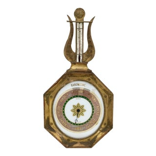 Early 19th Century French Barometer