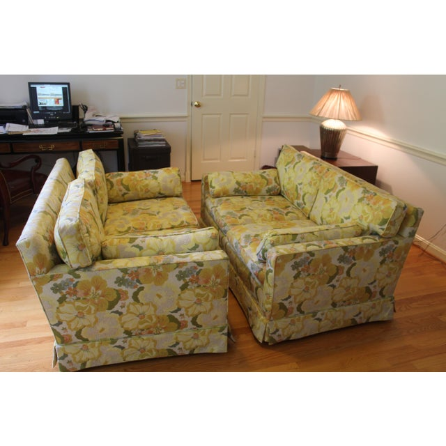 Pair of Love Seats by Century Furniture - Image 3 of 9