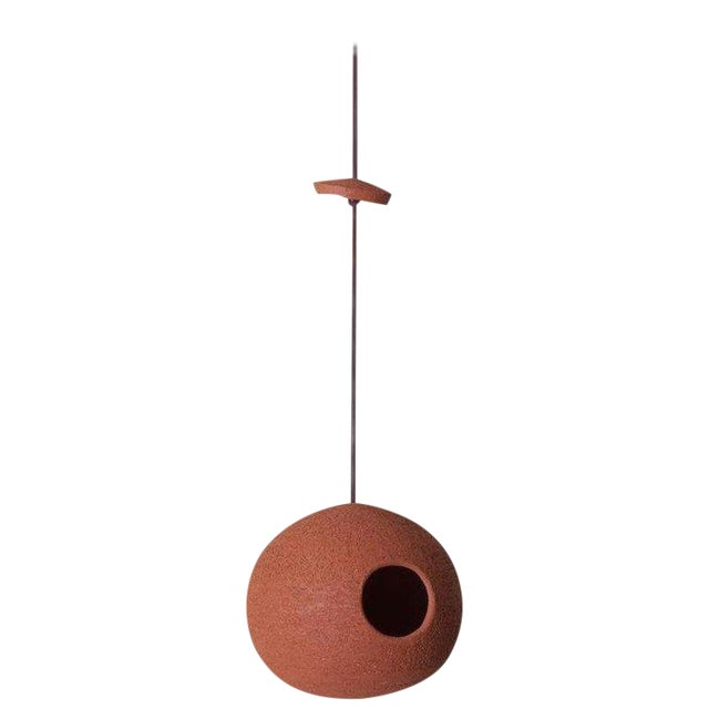 Stan Bitters Bird House in Terracotta, Usa, 2017 For Sale