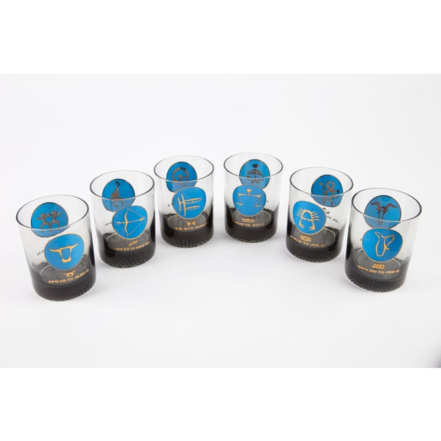 1960's Zodiac Barware Set For Sale - Image 9 of 10