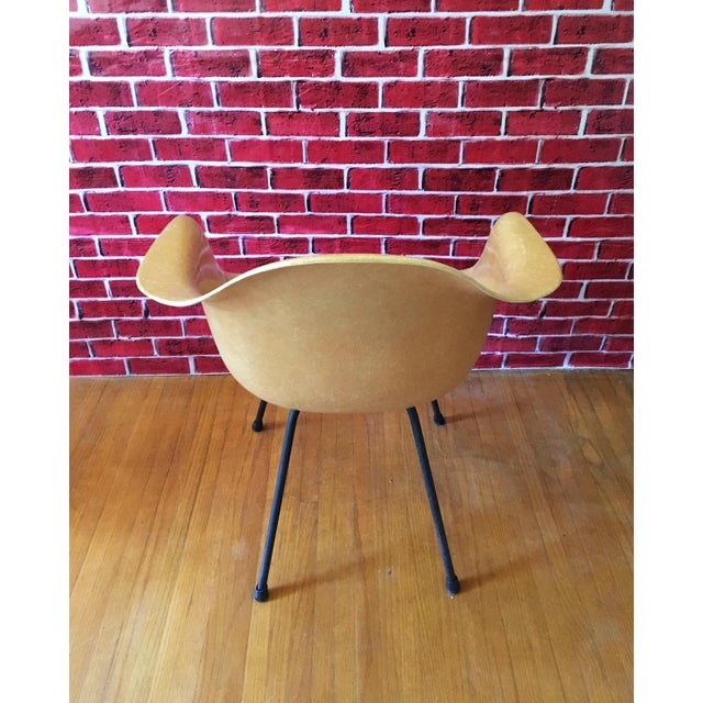 1950's Herman Miller Eames Molded Fiberglass Chairs - A Pair - Image 5 of 11
