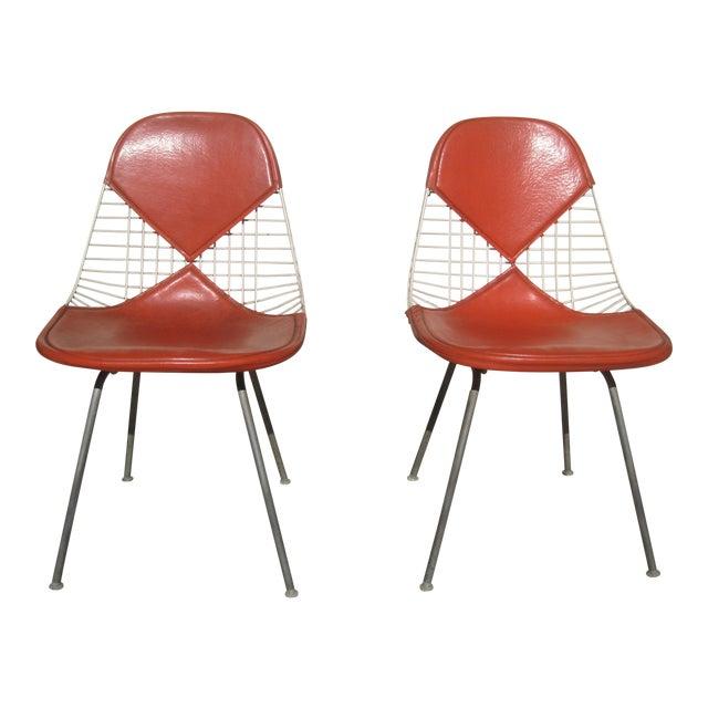 1960s Vintage Herman Miller Bikini Chairs A Pair Chairish