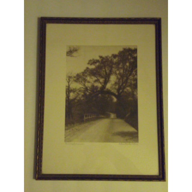 1920s Signed SepiaPhoto by Helene Gould Allene - Image 2 of 7
