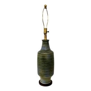 Mid Century Modern Design Technics Lee Rosen Lamp For Sale