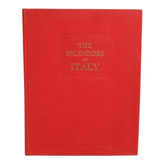 The Splendors of Italy For Sale