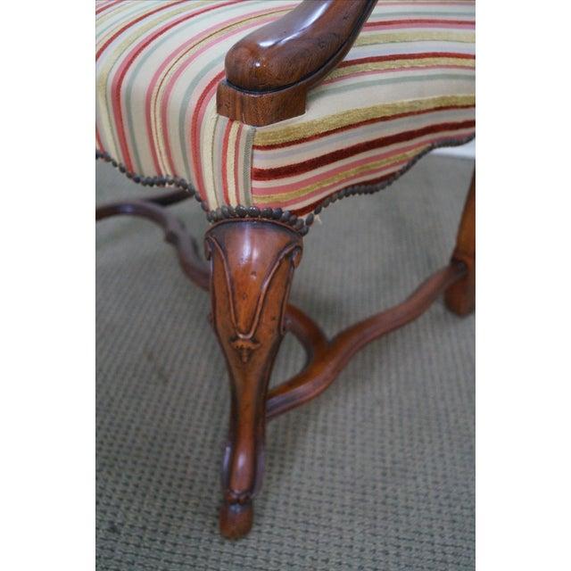 Alfonso Marina Treviso Mahogany Dining Chairs - 10 - Image 8 of 10