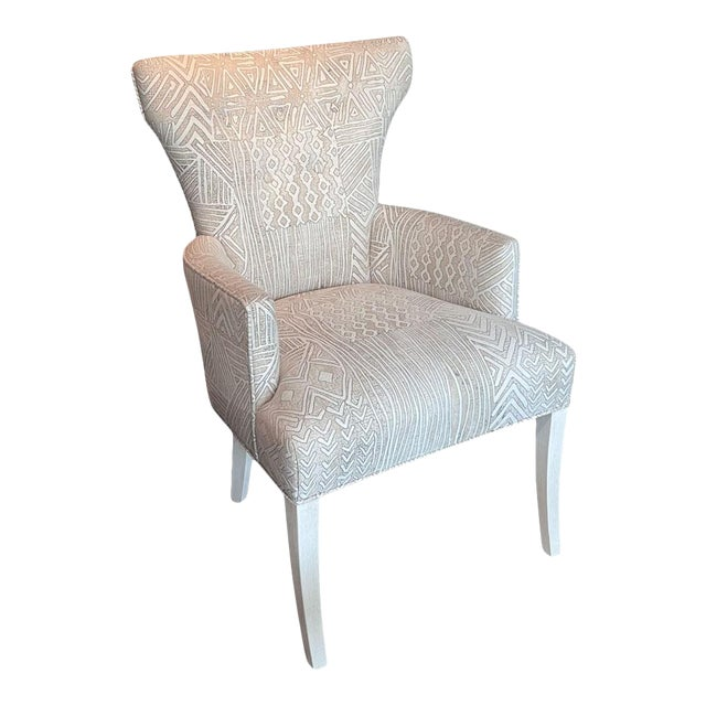 Fremarc Designs Upholstered Arm Chair (2 Available) *Priced Individually For Sale