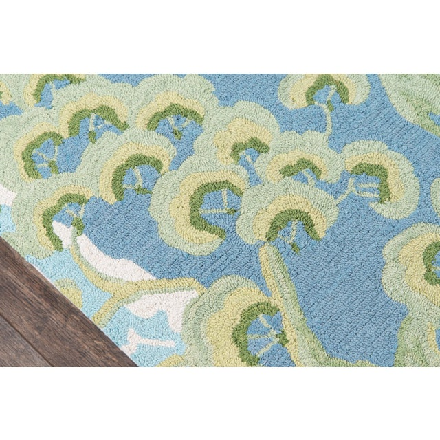 Madcap Cottage Embrace Blue Area Rug 5' X 8' For Sale - Image 4 of 8