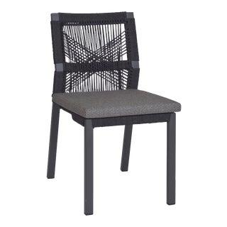 Bellevue Outdoor Stackable Side Chair For Sale