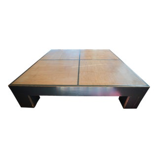 20th Century Modern Roche Bobois Coffee Table For Sale