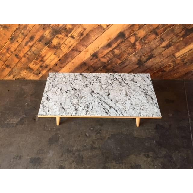 Mid-Century Formica Coffee Table - Image 3 of 7