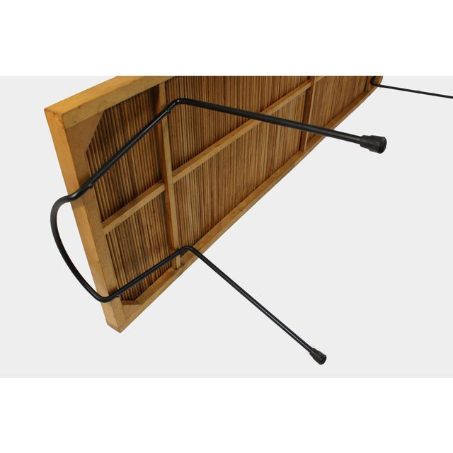 Laverne Originals Mid-Century Dowel Coffee Table For Sale - Image 9 of 11