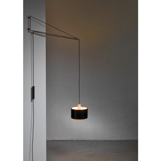 Gaetano Sciolari Wall Lamp for Stilnovo, Italy, 1950s For Sale - Image 6 of 8