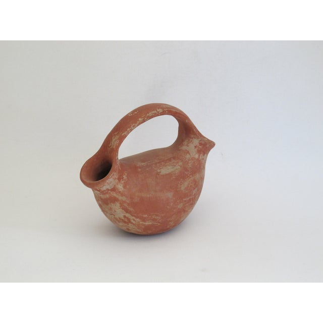 Native American Style Two Sided Vessel - Image 6 of 6