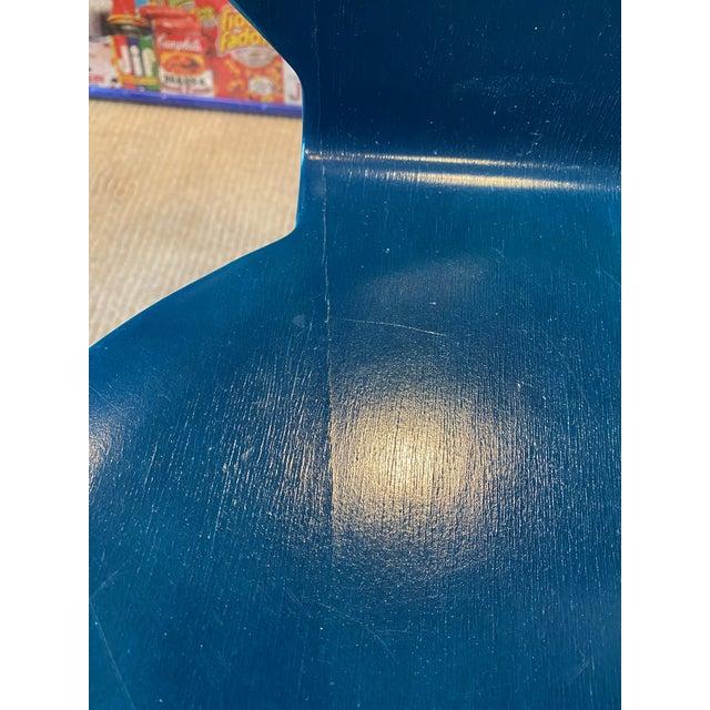 Wood Vintage Thonet Children's Bent Wood Seat For Sale - Image 7 of 11