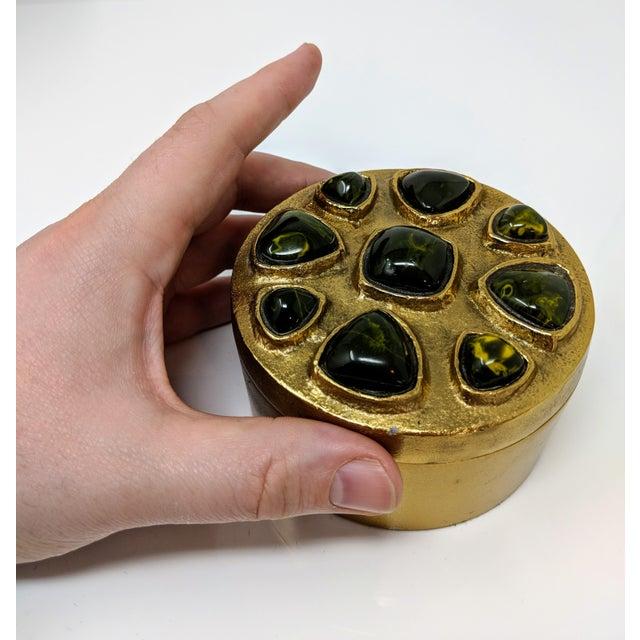 Jeweled Trinket Box - Image 5 of 12