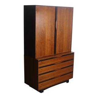 Gentlemen's Dresser by John Kapel for Glenn of California, USA For Sale