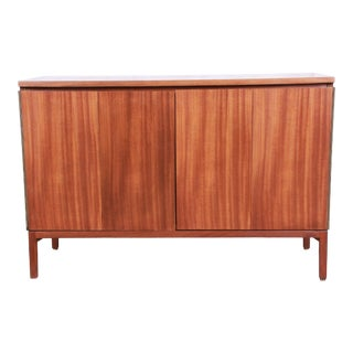 Paul McCobb for Calvin Irwin Collection Mahogany Sideboard Credenza, Newly Restored For Sale