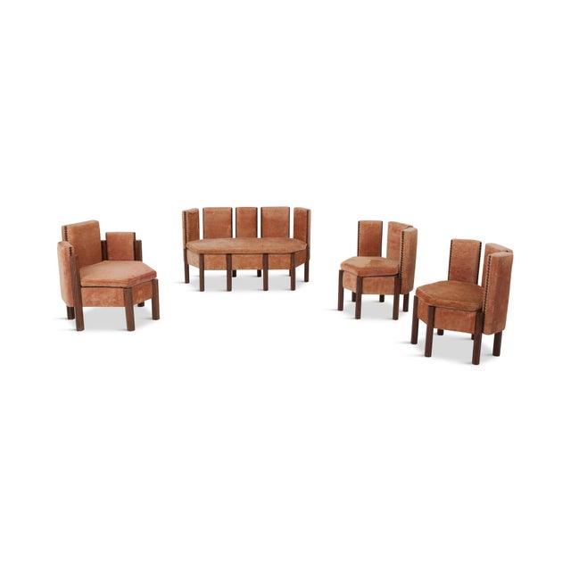 Modular Sofa System, Carlo Scarpa For Sale - Image 6 of 6