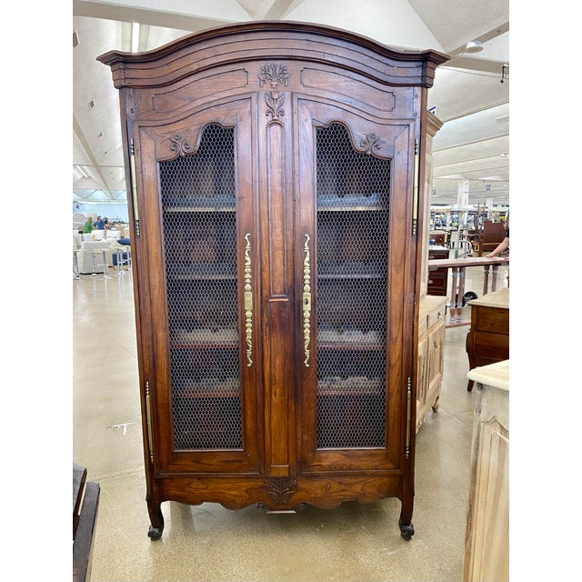 Early 19th. Century French Louis XV Wine Cabinet For Sale - Image 13 of 13