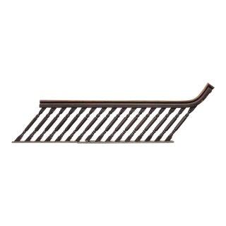 American Chestnut Stair Railing