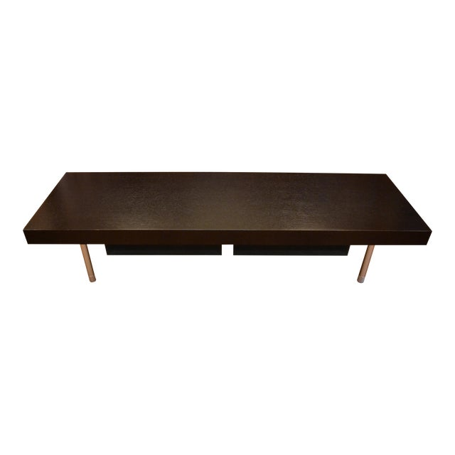 Bali Wooden Coffee Table - Image 1 of 7
