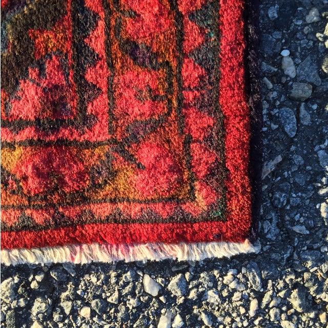 Vintage Lilihan Persian Rug - 2′4″ × 4′3″ - Image 7 of 7