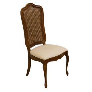 Thomasville Furniture Tableau Collection Cane Back Dining / Side Chair For Sale