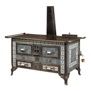 SOUGLAND-AISNE STORED HEAT COOK STOVE