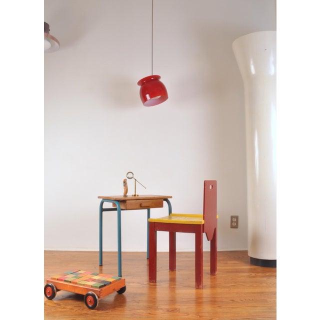 Jean Prouvé Child's Desk by Jean Prouve For Sale - Image 4 of 11