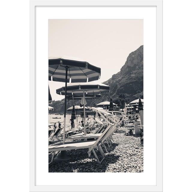 "Contemporary Medium ""Nerano"" Print by Natalie Obradovich, 26"" X 38"" For Sale - Image 3 of 3"