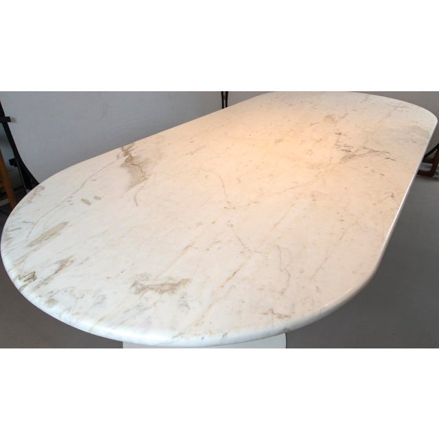 Mid 20th Century 20th Century Mid-Century Tulip Dining Table For Sale - Image 5 of 9