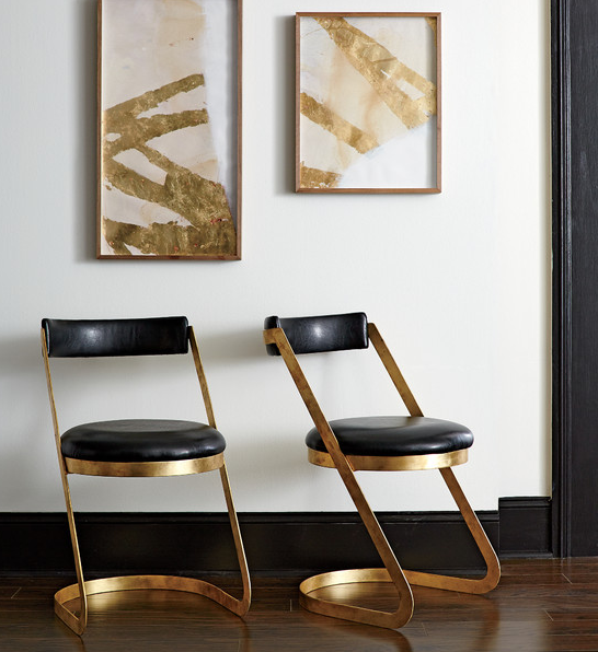 dwell studio furniture. Contemporary Pristine DwellStudio Farrah Dining Chairs - Set Of 8 For Sale  Image 3 Dwell Studio Furniture