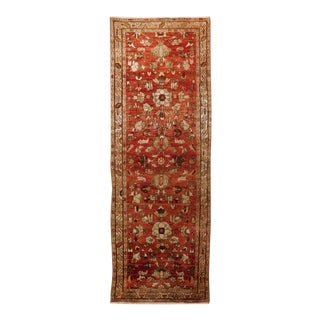 Genuine Hand Knotted Persian Runner For Sale