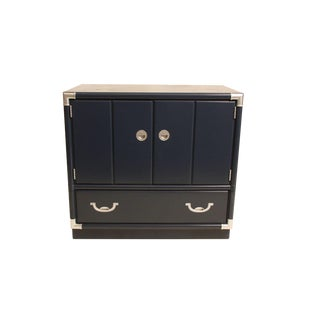 Lacquered Drexel Accolade Series Cabinet For Sale
