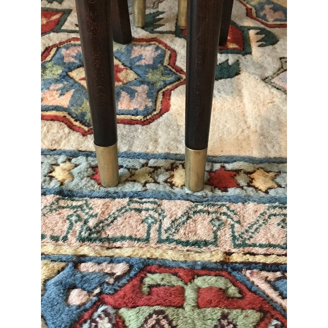 Vintage Mid-Century Modern Dining Chairs - Set of 8 - Image 7 of 9