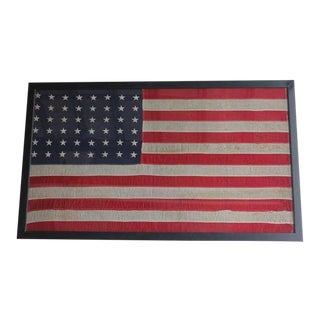 Original 48 Stars American Flag For Sale