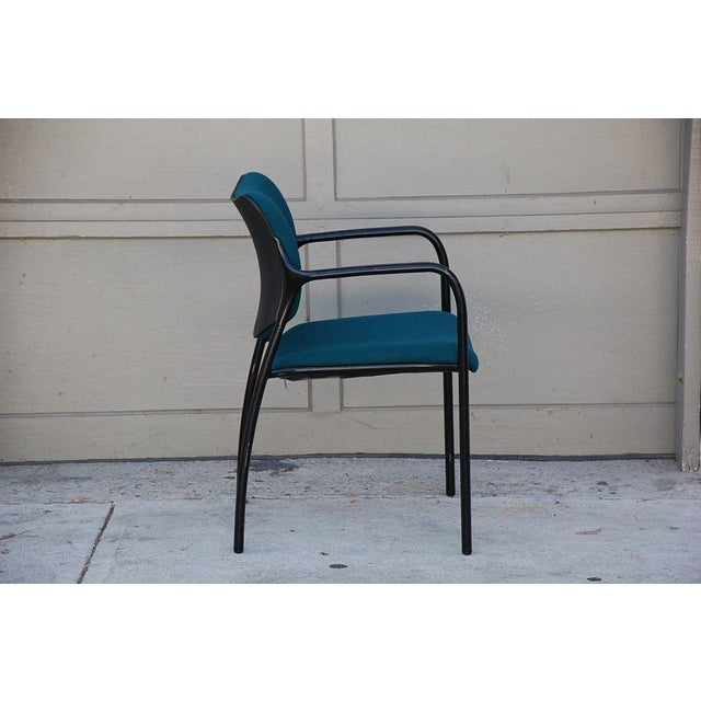 Modern Set of 4 Modern Dining Chairs by Mark Goetz for Herman Miller For Sale - Image 3 of 6