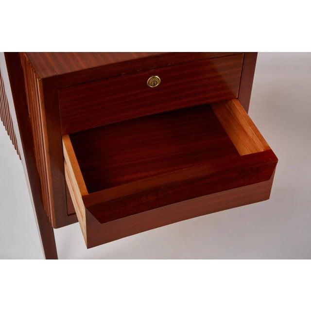 1950s Rare Carlo De Carli Desk For Sale - Image 5 of 11
