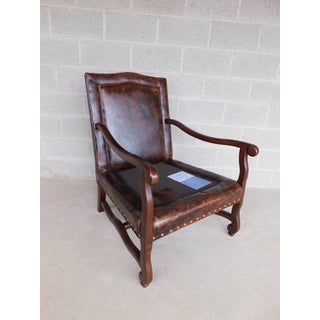 Hancock & Moore French Louis VIII Style Arm Chair Preview