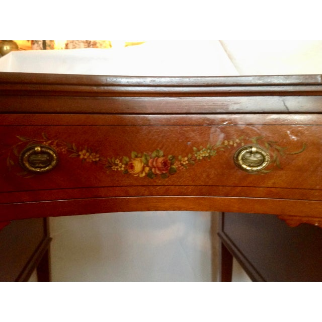 Metal 19th Century English Adam Style Vanity For Sale - Image 7 of 13