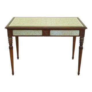 Eglomise Venetian Style Writing Desk Jc-492226 For Sale