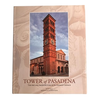 """Tower of Pasadena"" Signed First Edition 2011 Book"