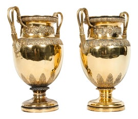 Image of English Traditional Vases