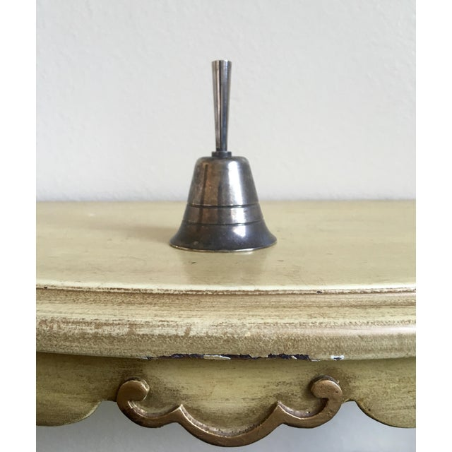 Vintage Silver Bell - Image 2 of 4
